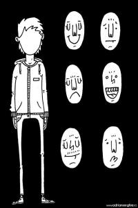 Basic human emotions